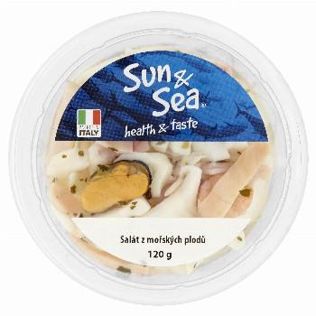 Salát z mořských plodů 120g